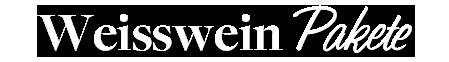 Weisswein Pakete